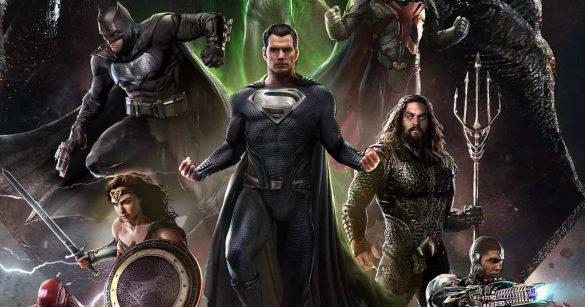 نسخه اسنایدر کات Justice League