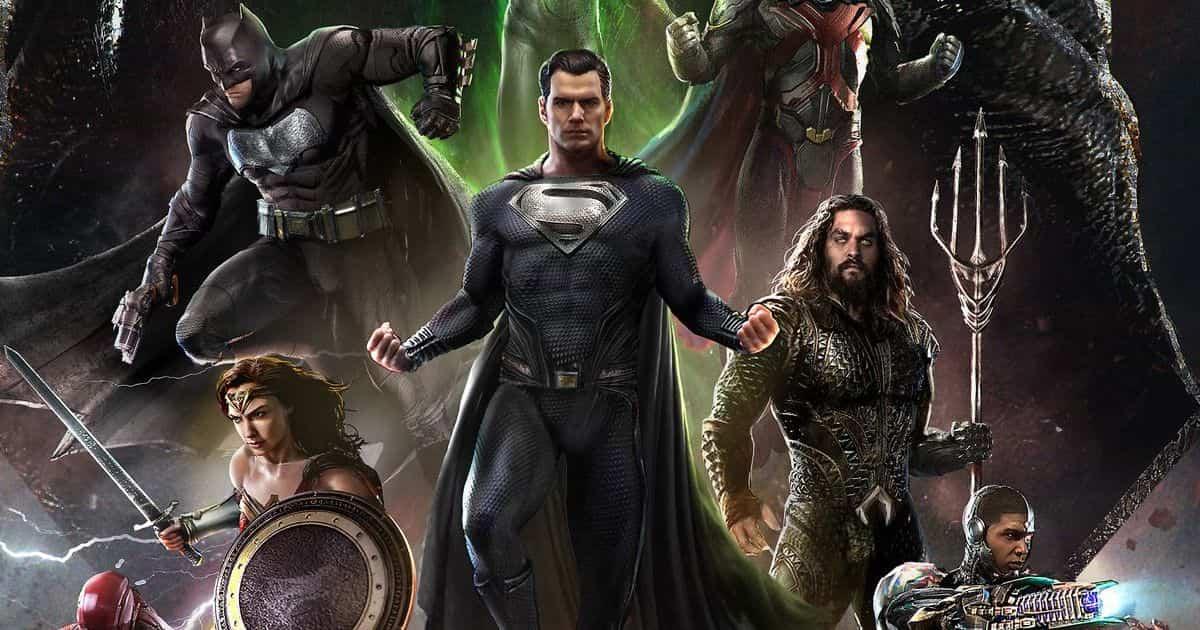 تایید انتشار نسخه اسنایدر کات Justice League در سال 2021