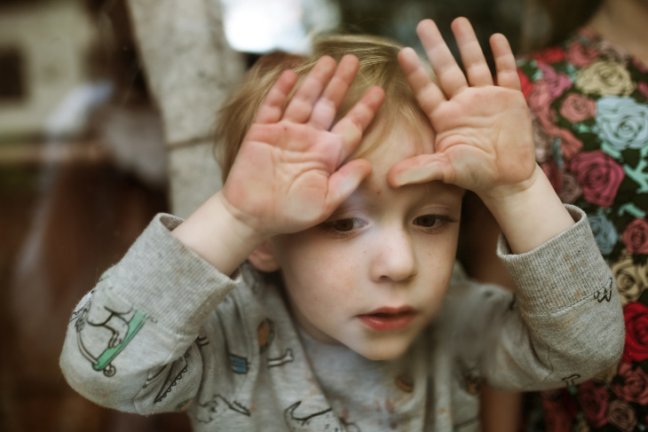 اضطراب جدایی در کودکان