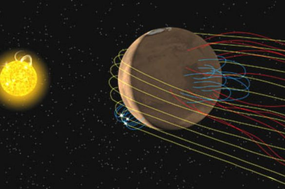 میدان مغناطیسی مریخ