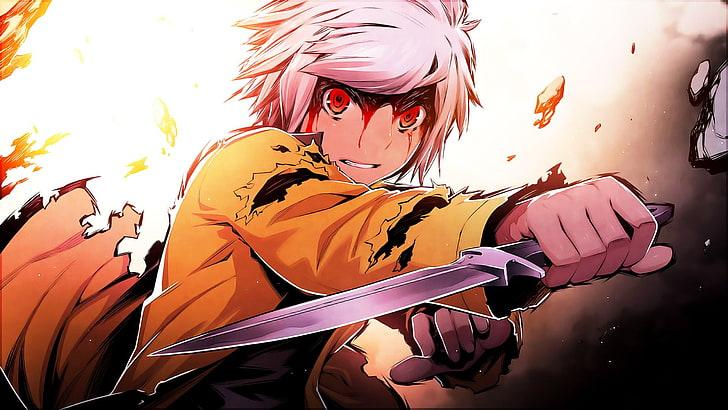 فصل سوم انیمه Danmachi به علت شیوع ویروس کرونا تاخیر خورد!