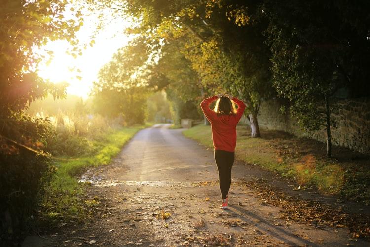 تنهایی دویدن