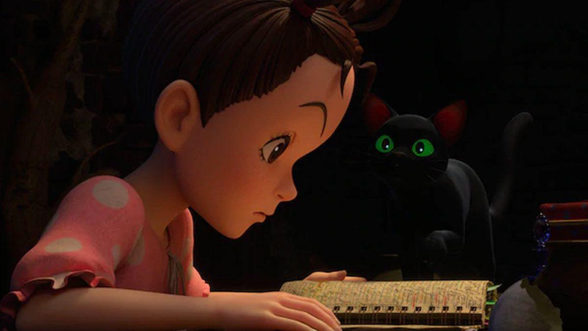 اولین تصاویر Earwig and the Witch جدید ترین اثر استودیو Ghibli را تماشا کنید!