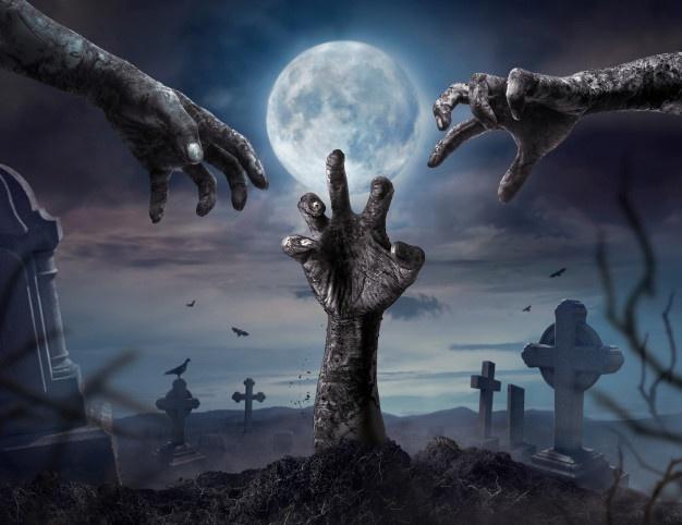 خطای بقا! چرا باید به قبرستان ها سری بزنی؟