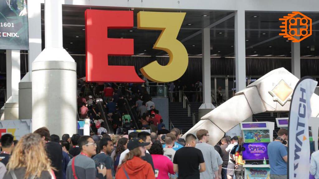 تاریخچه رویدادهای مختلف E3