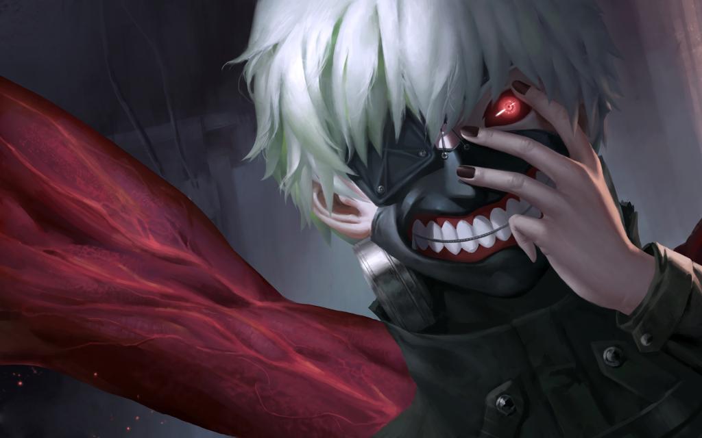 بهترین والپیپر توکیو غول Tokyo Ghoul