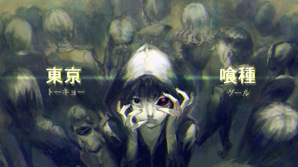 بهترین والپیپرهای انیمه توکیو غول Tokyo Ghoul