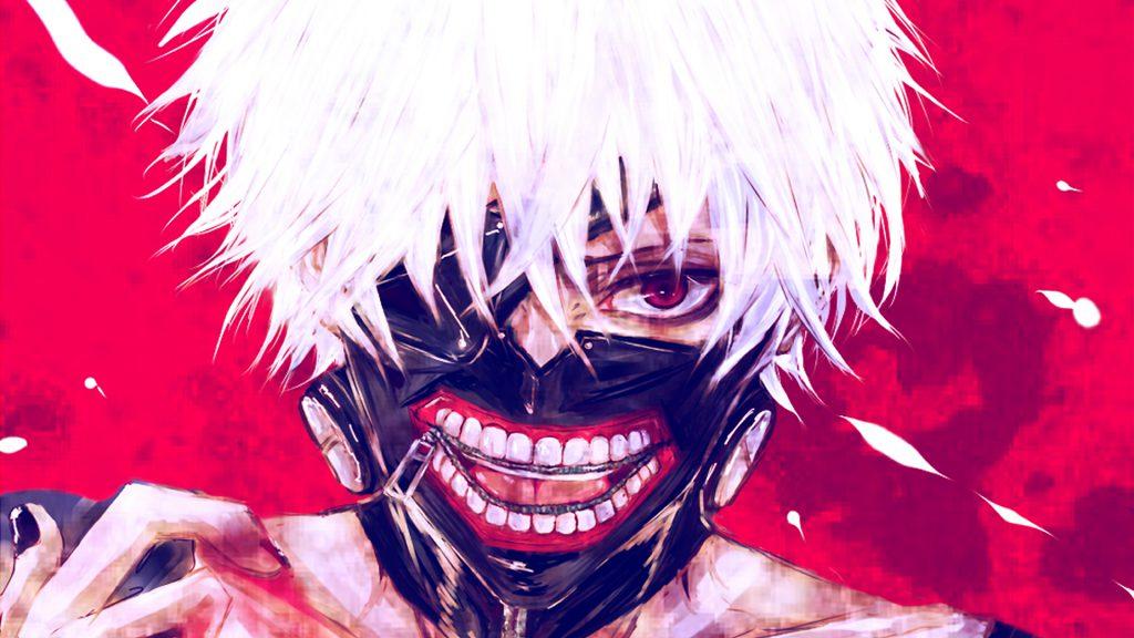 بهترین والپیپر انیمه توکیو غول Tokyo Ghoul