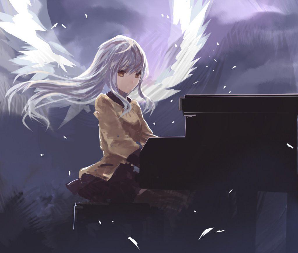 موسیقی متن انیمه Angel Beats