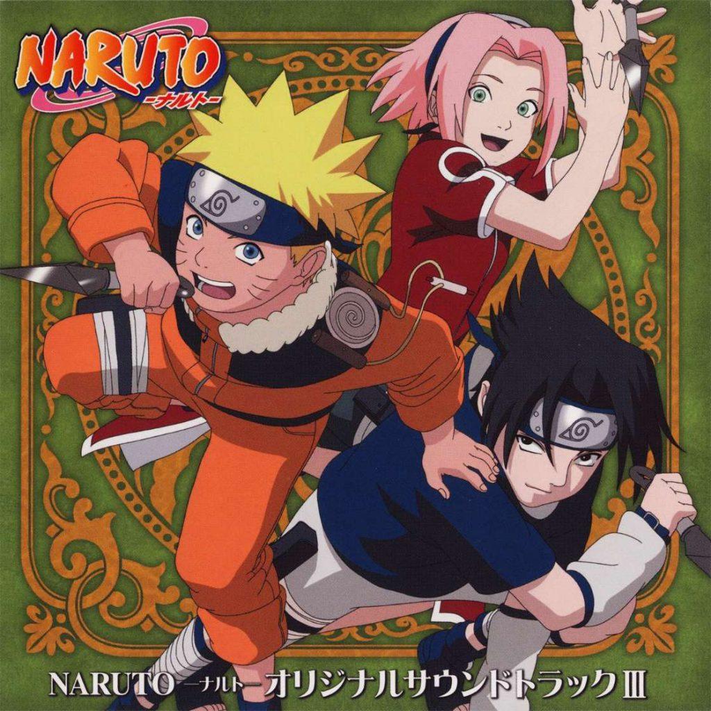 کاور موسیقی متن انیمه Naruto