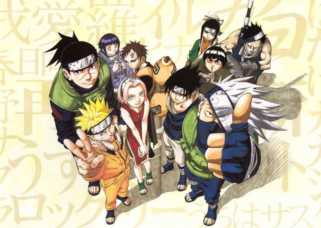 موسیقی متن انیمه Naruto