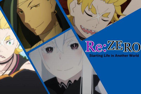بررسی قسمت سوم فصل دوم Re:Zero