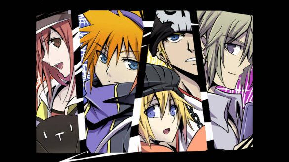 انیمه The World Ends With You
