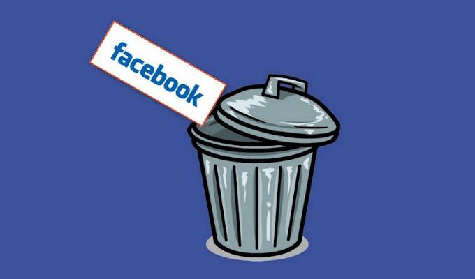 نحوهی حذف اطلاعات فیسبوک برای همیشه !