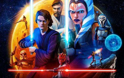 دلیل برای تماشای سریال star wars: clone wars