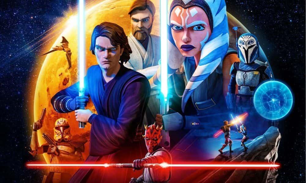 شش دلیل برای تماشای سریال star wars: clone wars