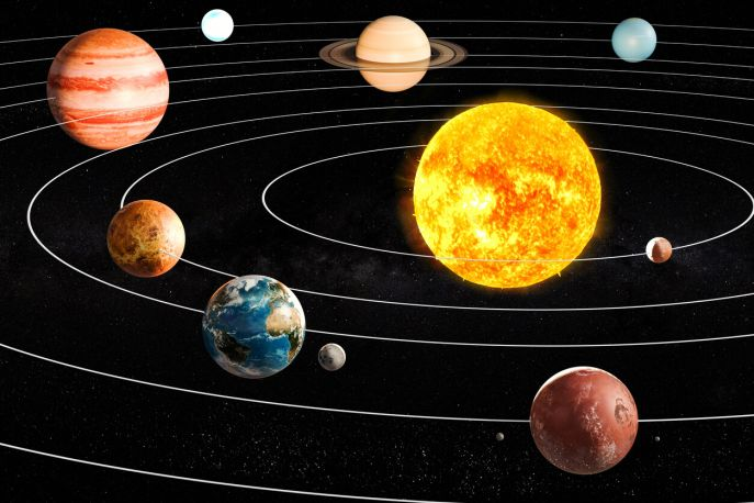 دانستنی درمورد منظومه شمسی؛ حتما بخوانید!