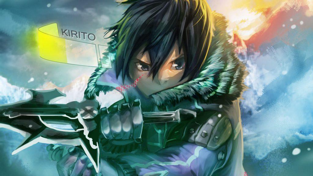 دانلود بهترین والپیپرهای فصل اول انیمه هنر شمشیرزنی آنلاین Sword Art Online