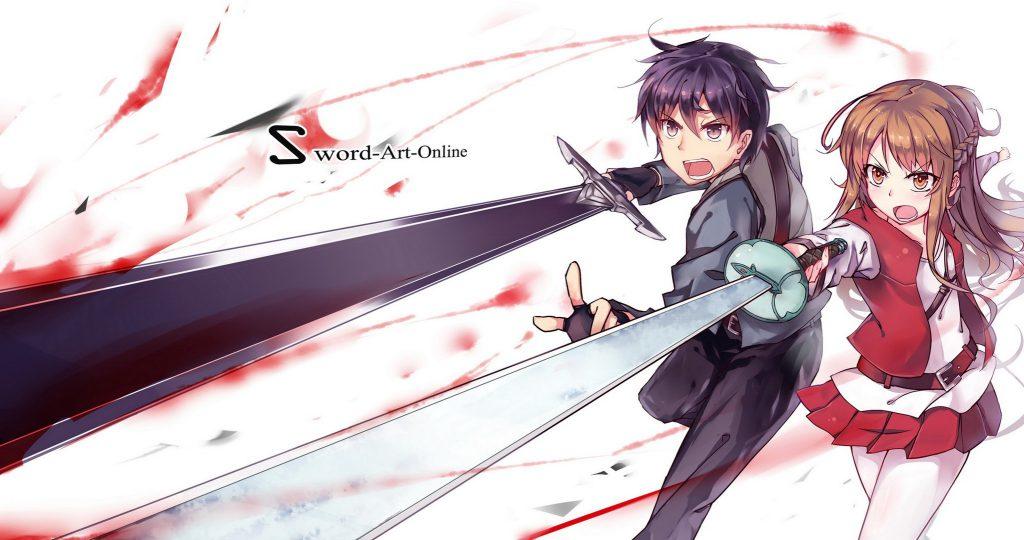بهترین والپیپرهای انیمه Sword Art Online