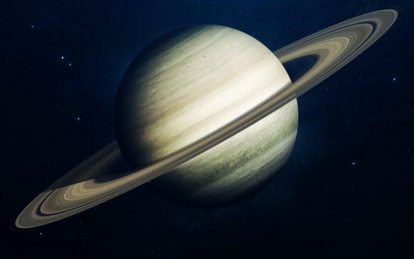 چرا بعضی از سیارهها حلقه دارند؟