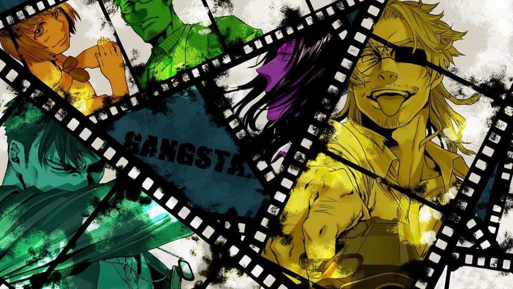 بهترین انیمههای گانگستری Gangsta که حتماً باید آنها را تماشا کنید! بخش اول