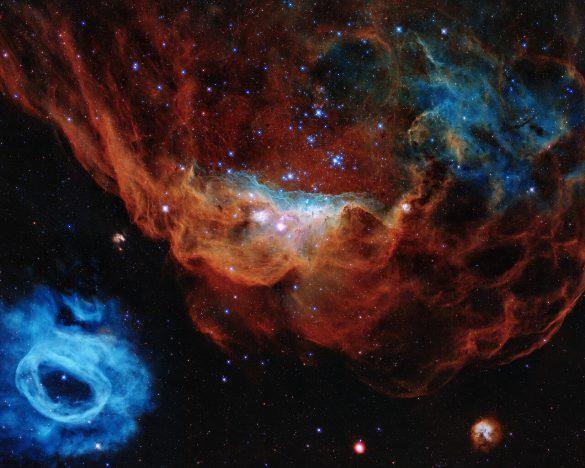 17 حقیقت جالب در مورد فضا که نمیدانستید