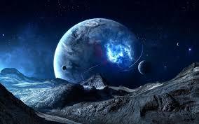 حیات در فضا
