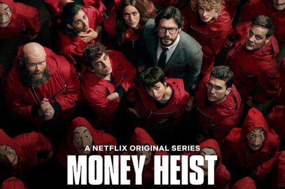 فیلمهای مشابه سریال Money heist