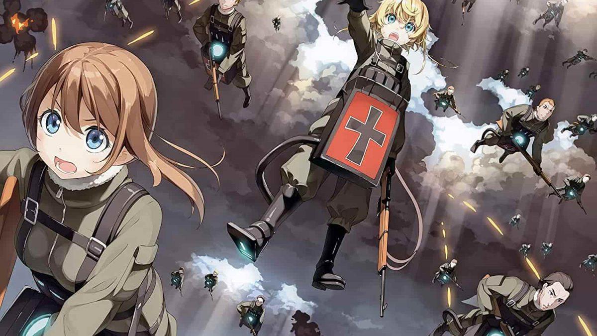 بررسی انیمه Youjo senki ؛ به زودی شعله های نفرت همه را می بلعد!