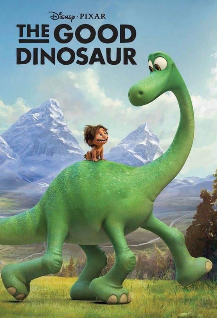 (The Good Dinosaur (2015