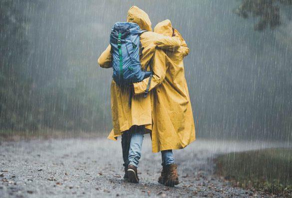 آلبوم موسیقی در روزهای بارانی