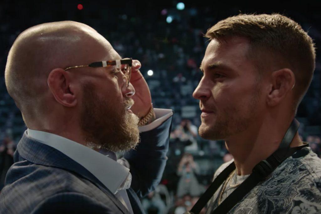 مبارزه کانر مک گرگور با داستین پوریر 2 در UFC 257 بصورت کامل!
