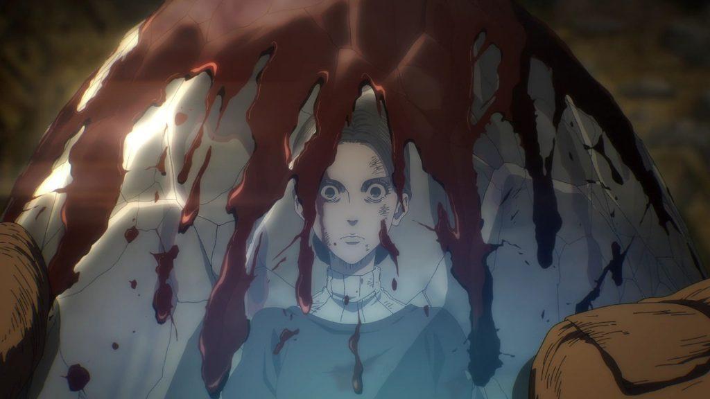 مقایسه انیمه و مانگا قسمت هفتم فصل چهارم Attack on Titan