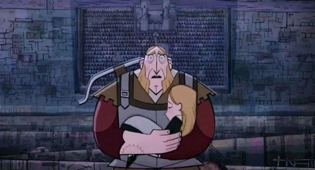 انیمیشن وولف واکرز Wolfwalkers
