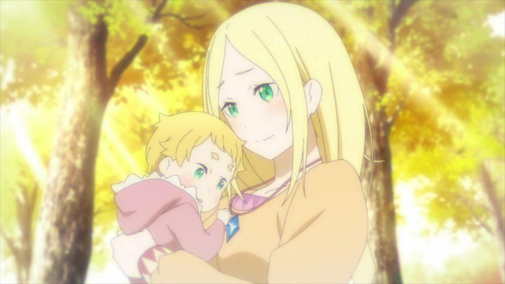 بررسی قسمت ۱۶ فصل دوم انیمه Re:Zero عشق مادری