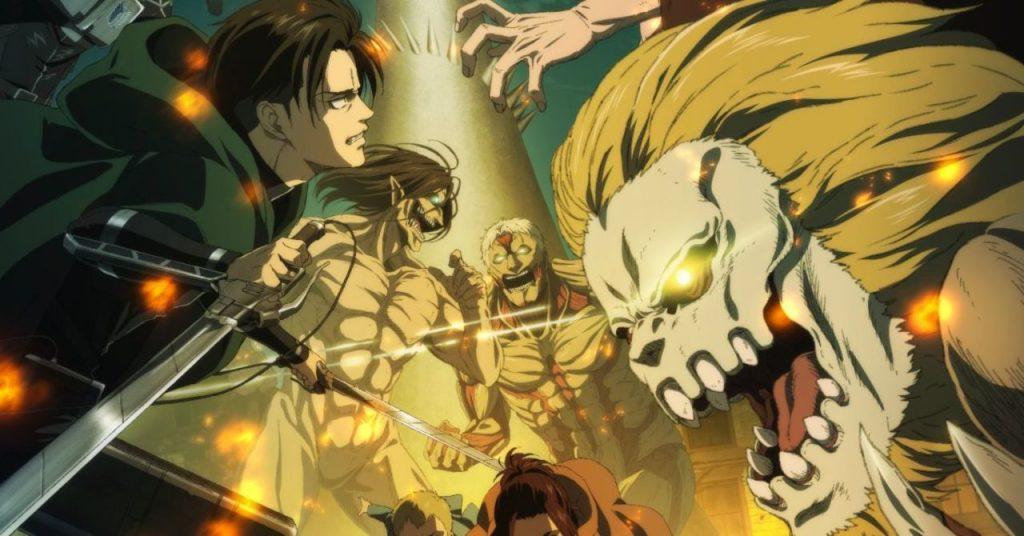 پایان انیمه نبرد با تایتانها Attack on Titan