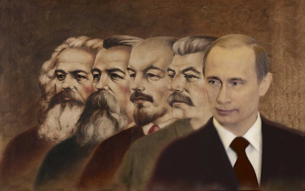 قدرتهای روسیه _ ولادیمیر پوتین