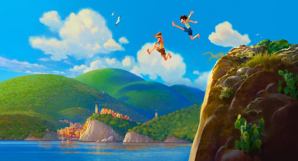 """تریلر انیمیشن لوکا """"Luca"""" با زیرنویس فارسی را تماشا کنید!"""
