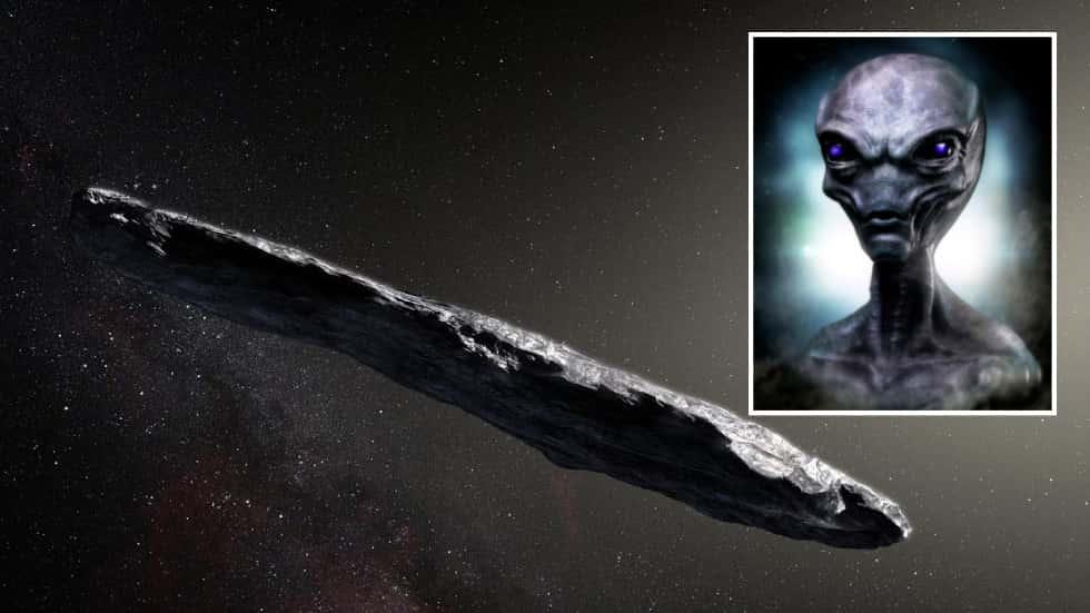 اوموآموا؛ شهاب سنگ یا سفینه ی فضایی؟