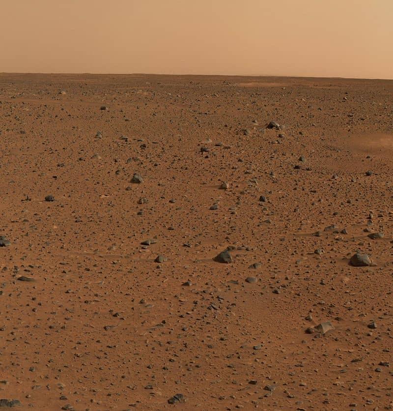پروژه MARS 2021 ناسا