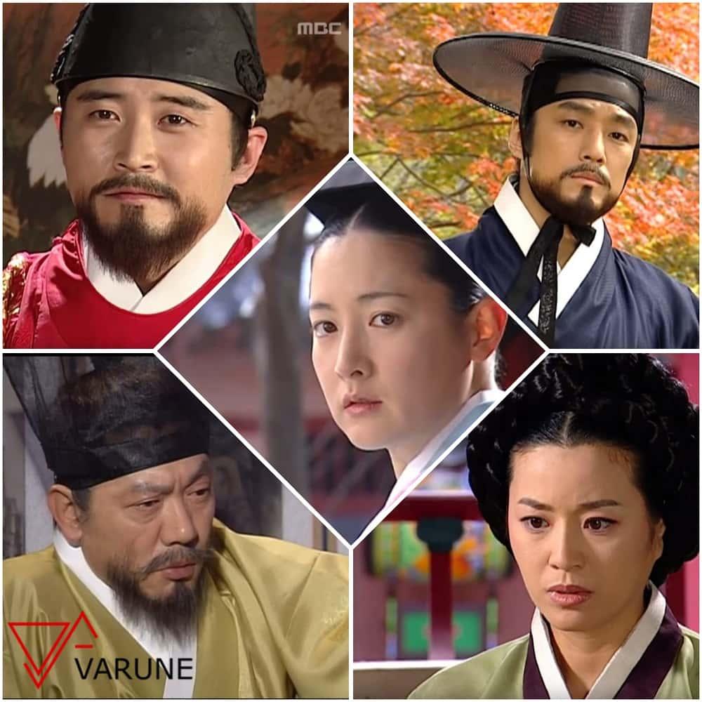 سریال های کره ای تاریخی جواهری در قصر