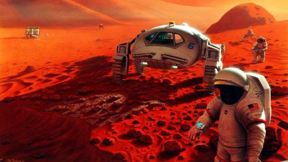 چرا باید به مریخ سفر کنیم؟