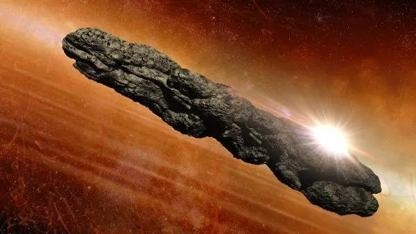 آیا اومواموا ابزار جاسوسی موجودات فضایی است؟