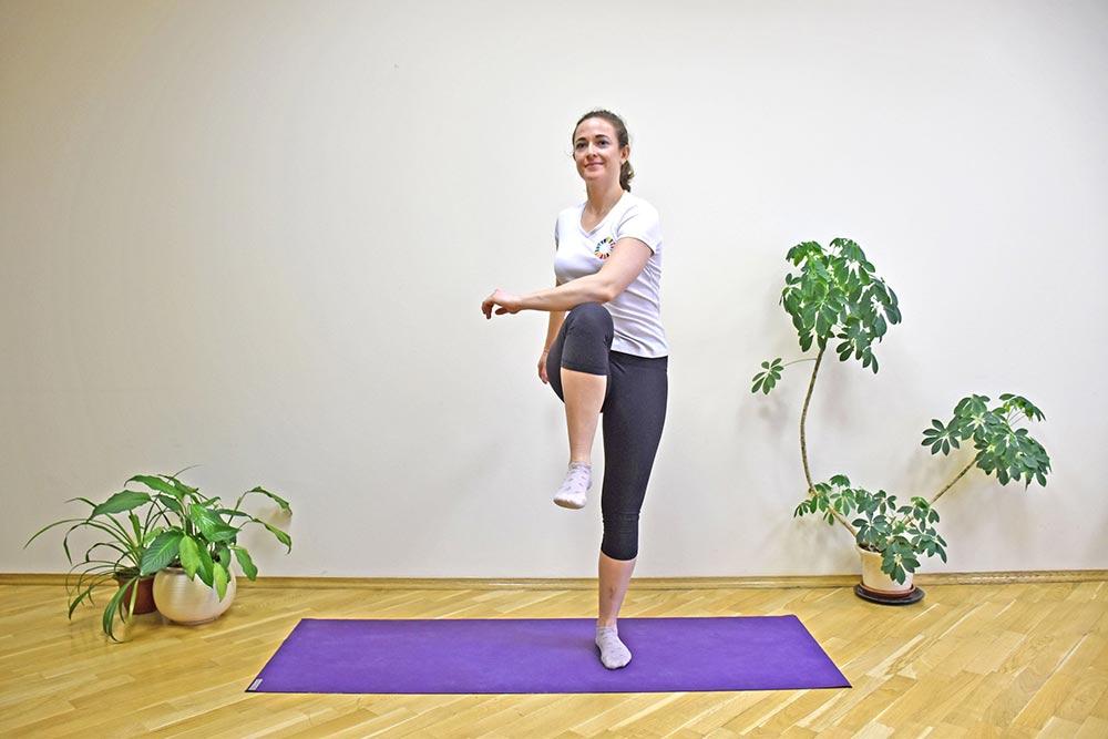 تمرینات اینتروال برای لاغری در یک ماه