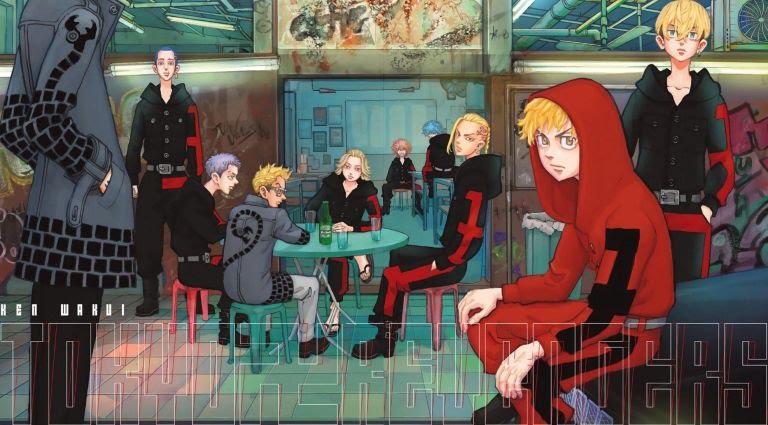 انیمه Tokyo Revengers