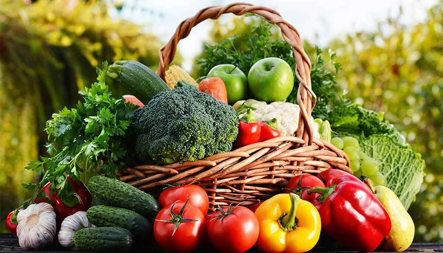 سبزیجات جز بهترین غذاها برای دوران پریود