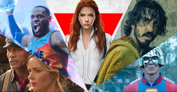 بهترین فیلم های تابستان 2021