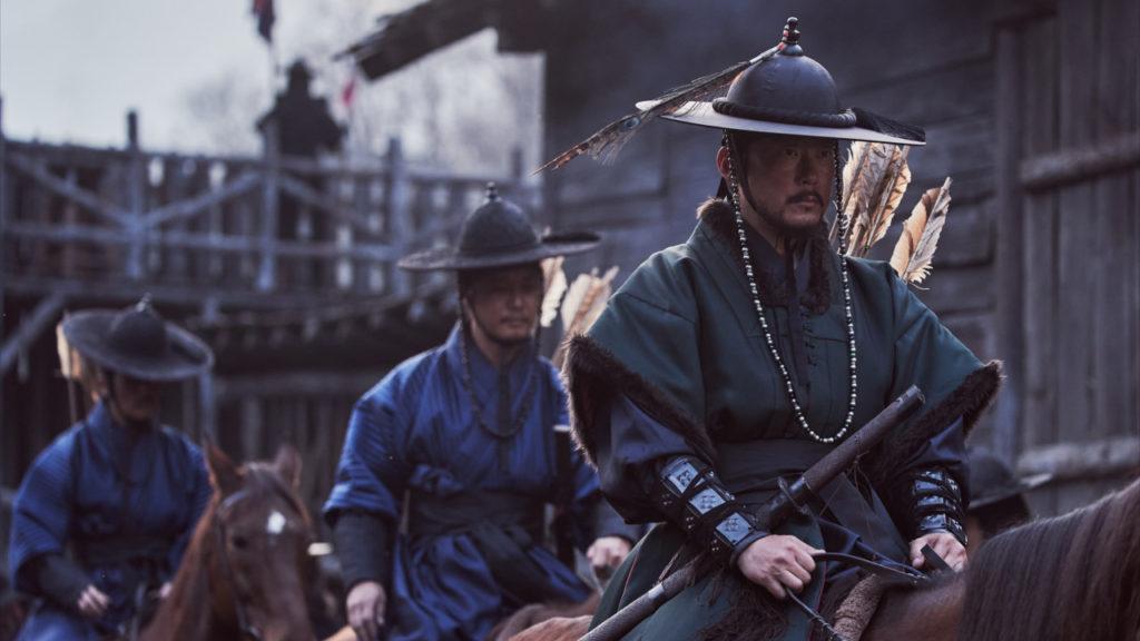 نقد فیلم kingdom ashin of the north