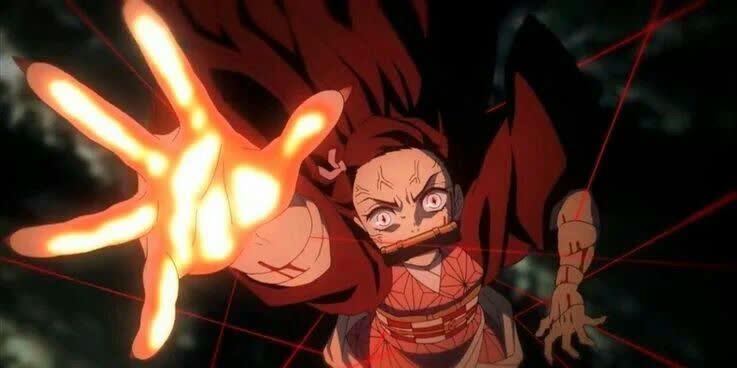 موزان نزوکو در فصل دوم انیمه شیطان کش