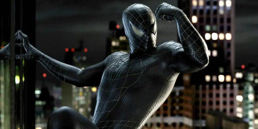 Spider-Man 3 از بهترین فیلم های اسپایدرمن